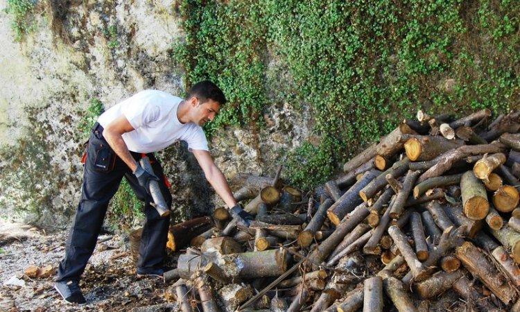 Rangement de bois Rives